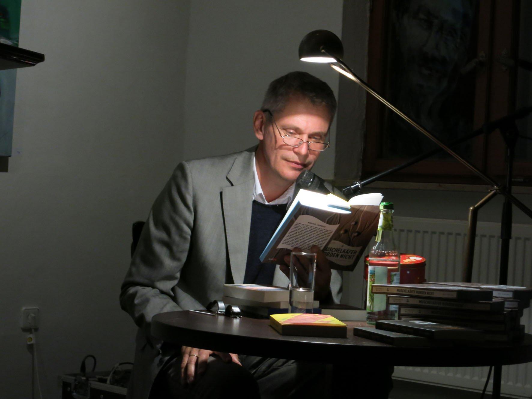 Tatort Knoblauchsland: Johannes Wilkes: Mord am Walberla - © Johannes Wilkes