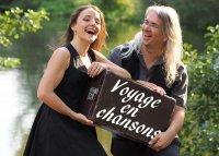 Bild zu live im Zeltner: Voyage en chanson