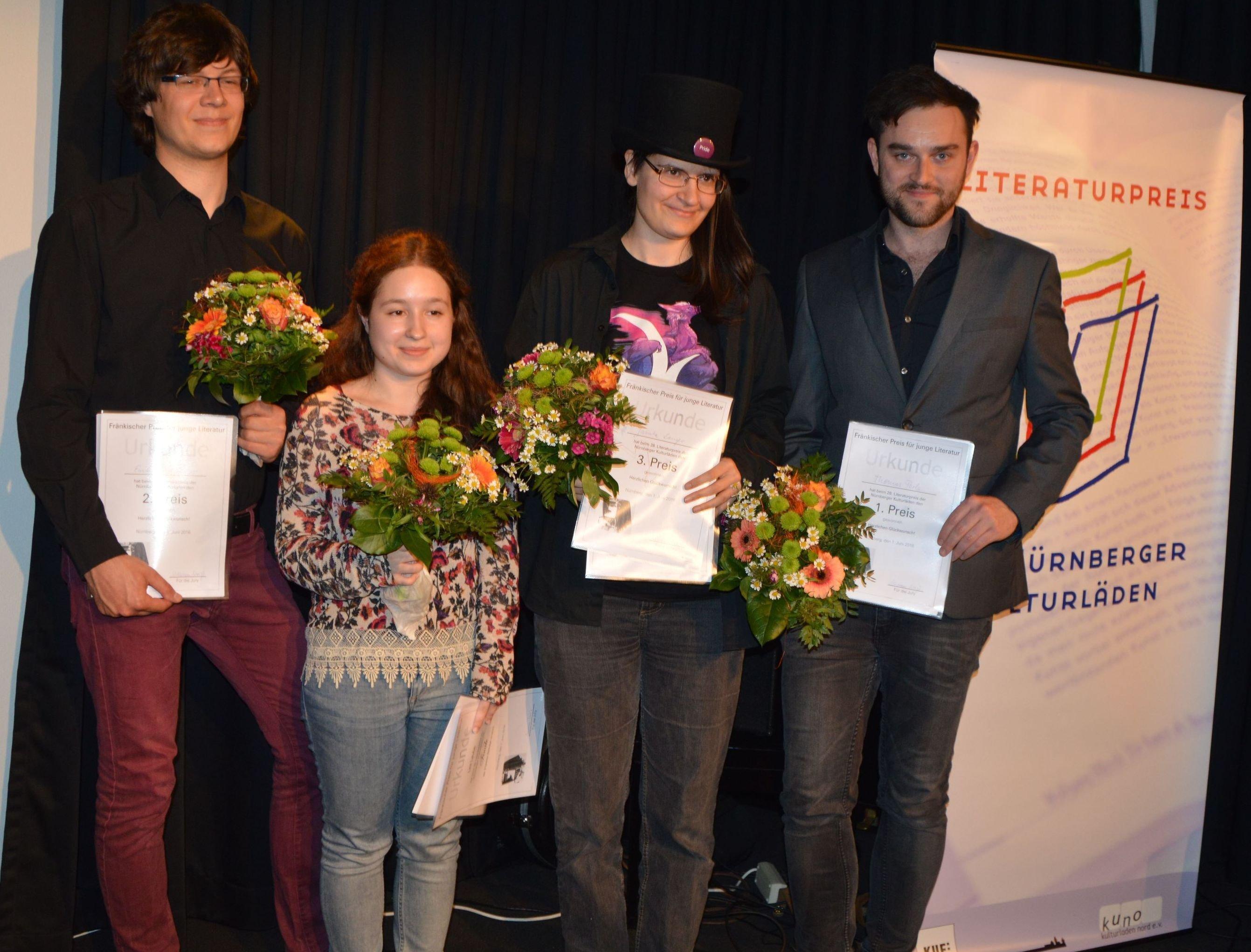 31. Literaturpreis der Nürnberger Kulturläden - © Hans-Jürgen Vogt
