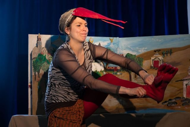 Nürnberger Kindertheaterreihe - © Christine Fiedler