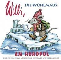 Willi, die Wühlmaus vom Nordpol