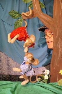 Bild zu Kindertheaterreihe: Alberta geht die Liebe suchen