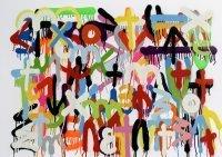 Bild zu Ausstellungen: Vernissage mit Künstlerführung: Gesprayte Wege in die Moderne