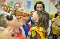 Bild zu Veranstaltungen für Kinder: Kinderfasching im Kulturladen  Schloss Almoshof