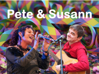 Weiberfasching mit Pete & Susann