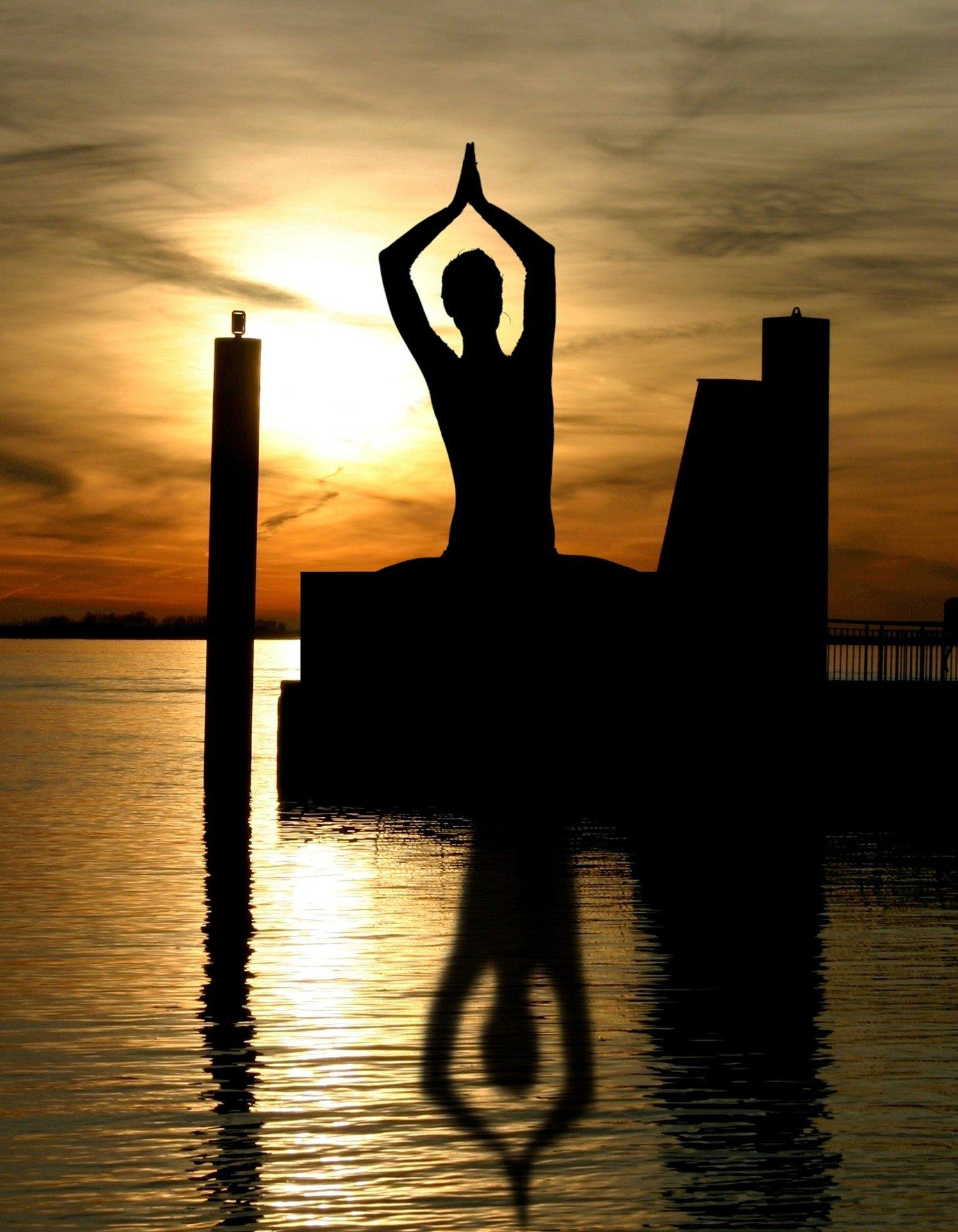 Yogagruppe für Kreative und Anfänger - © Pixabay