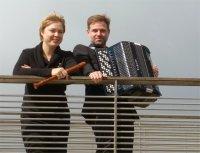Bild zu Konzerte Ehemaliger: Duo Luftrausch