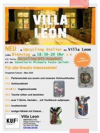 Bild zu Upcycling-DIY-Angebot im Atelier mit der Künstlerin Michaela Fuchs-Jalloh!