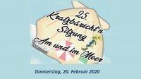 """Weiberfasching mit den Kratzbärscht'n - """"Am und im Meer"""""""