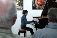 Klaviersoirée mit Studierenden der Hochschule für Musik Nürnberg