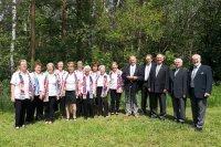 Schlosshof-Serenade mit dem Gesangverein Nbg.-Neunhof e. V.