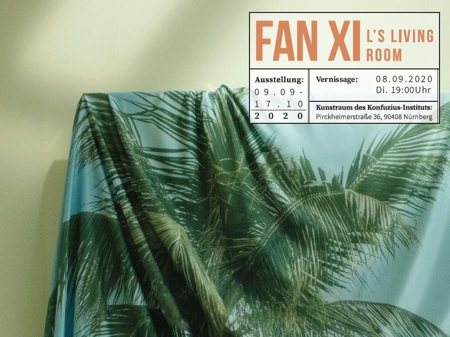 "L's Living Room © Fan Xi, ""L's Living Room"", 2019"