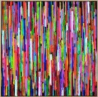 Farbe im Quadrat