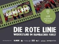 Die rote Linie – Widerstand im Hambacher Forst