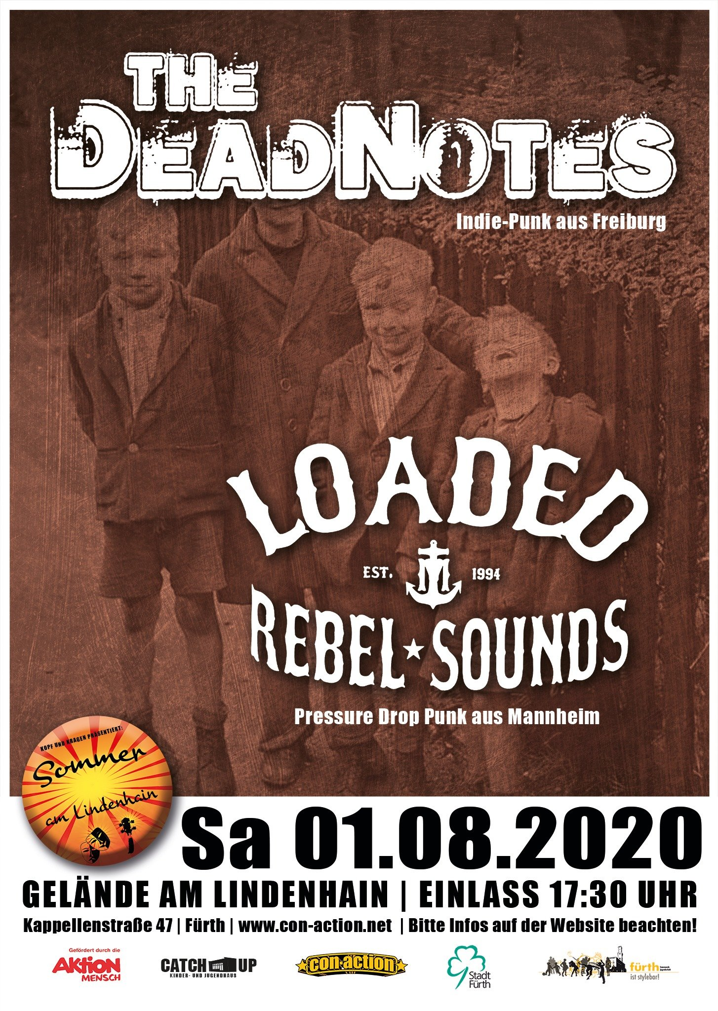 The Deadnotes & Loaded
