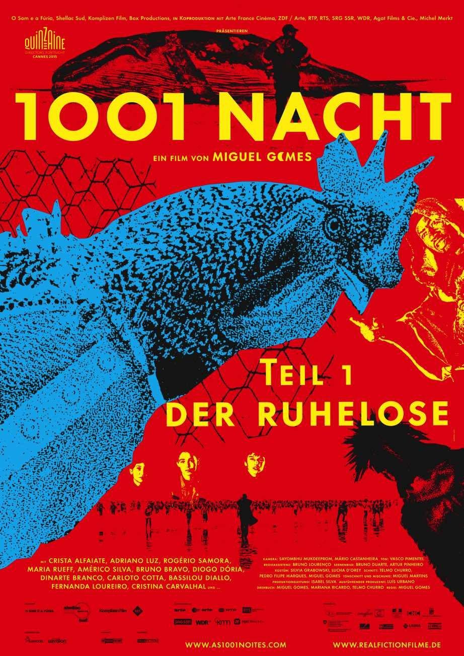 1001 Nacht - Teil 1: Der Ruhelose  © Real Fiction