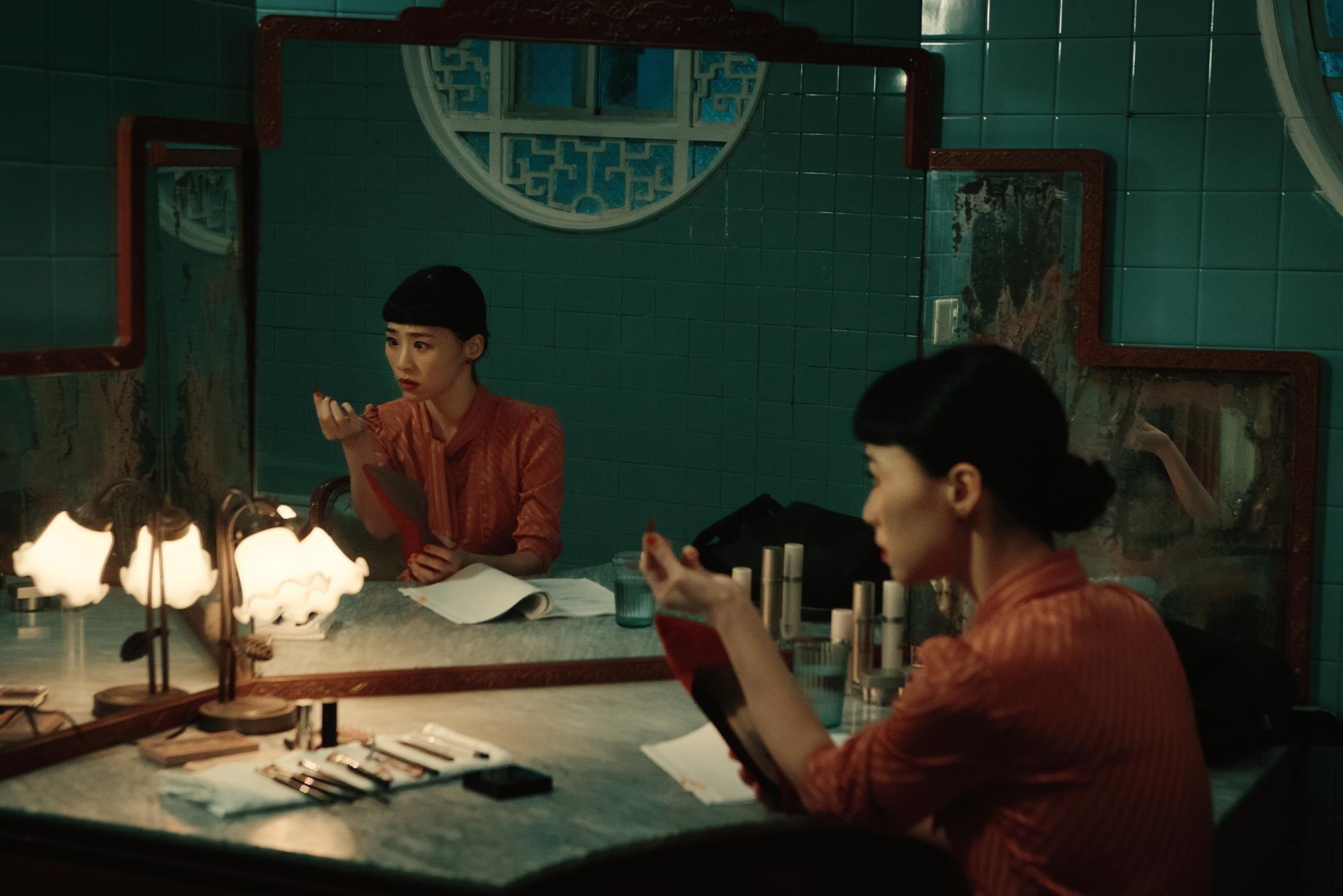Nina Wu  © Rapid Eye Movies