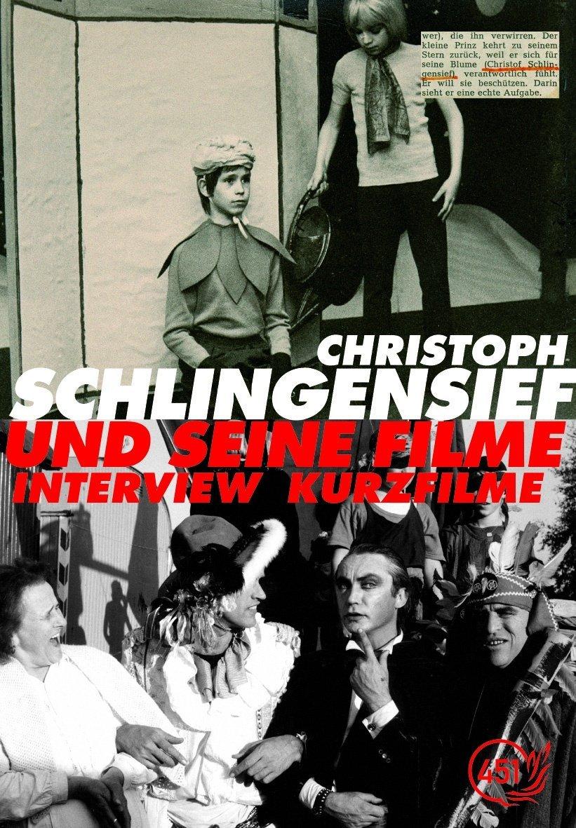 Christoph Schlingensief und seine Filme  © Filmgalerie 451