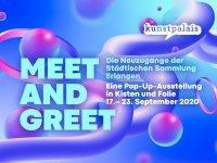 Meet and Greet. Die Neuzugänge der Städtischen Sammlung Erlangen