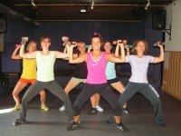 Bild zu Bodystyling: Gymnastik für Frauen