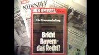 Gott mit dir du Land der Bayern - Oder die 141 von Nürnberg