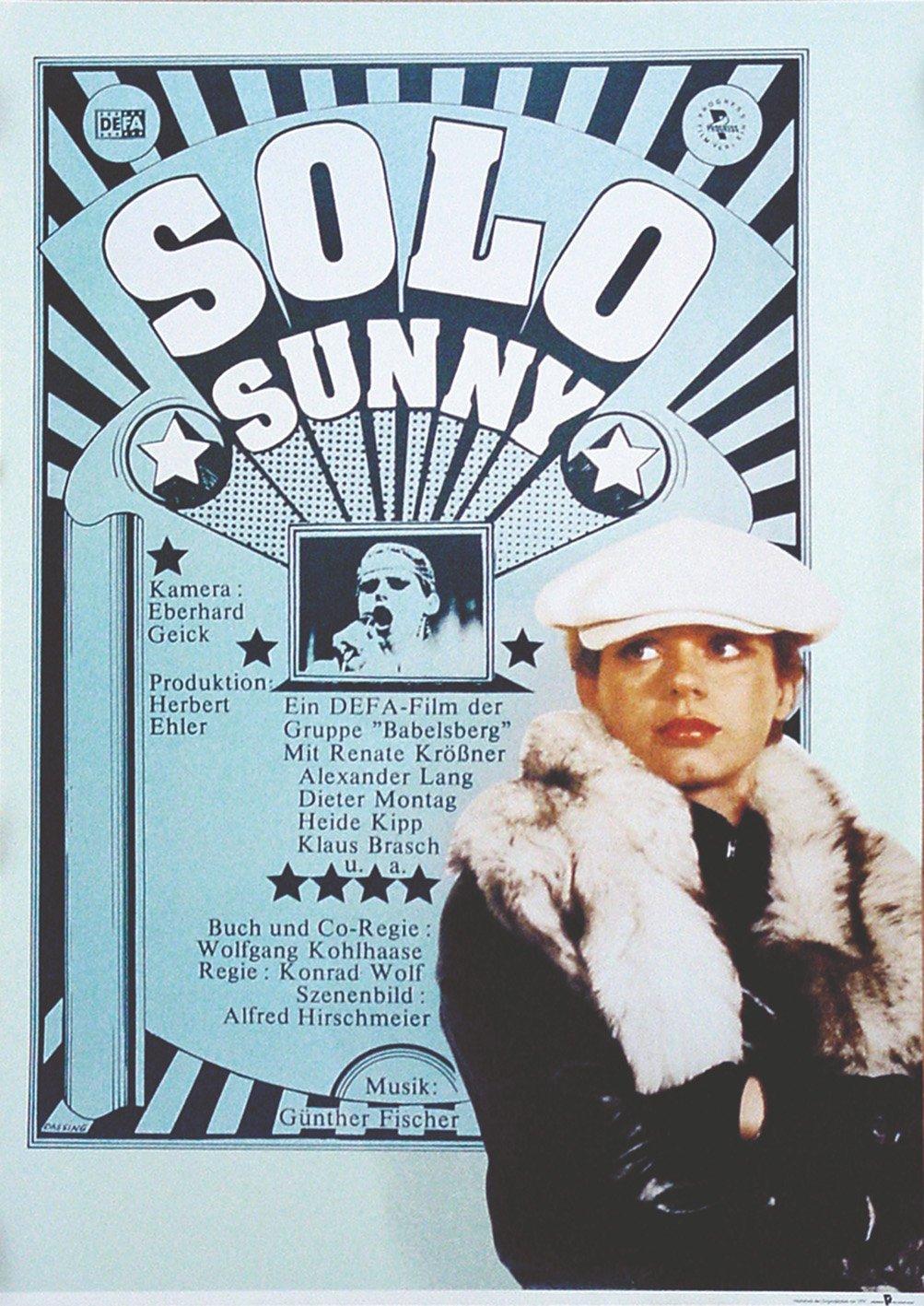 Solo Sunny  © DEFA-Stiftung