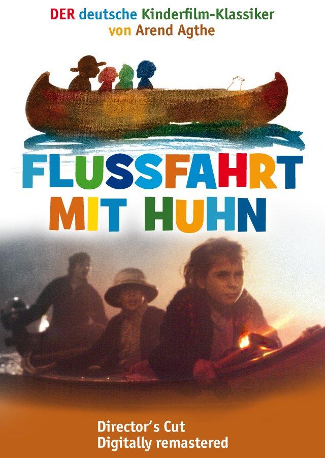 Flussfahrt mit Huhn - Director's Cut  © MFA+ FilmDistribution e.K.