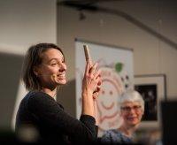 Generationsübergreifende Lesung mit Anke Bär