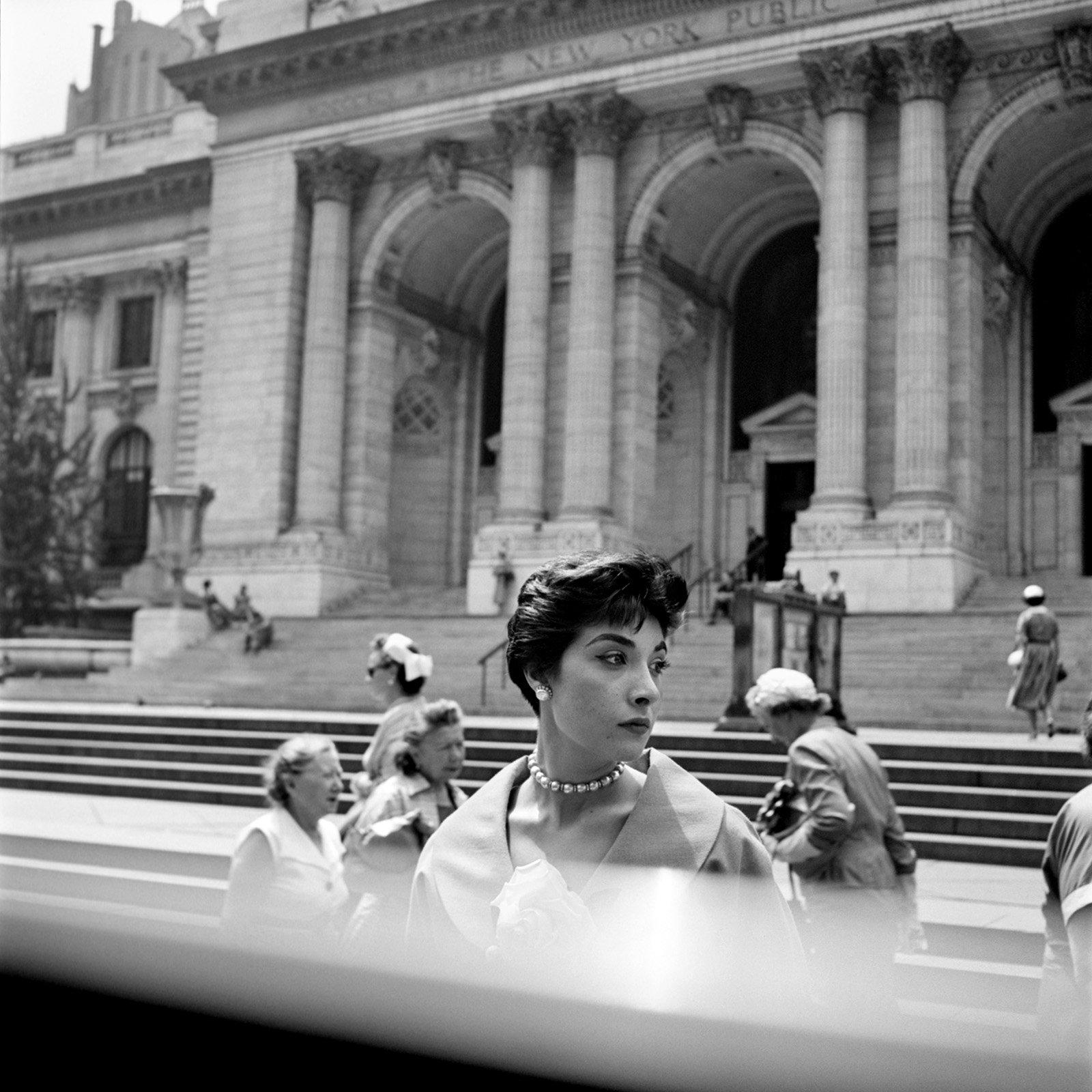 Finding Vivian Maier  © Vivian MaierCollection John Maloof Courtesy Howard Greenberg Gallery, New York Les Douches La Galeri