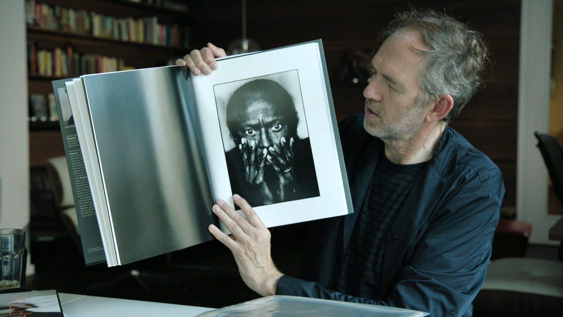 Anton Corbijn - Most Wanted  © Reiner Holzemer Filme