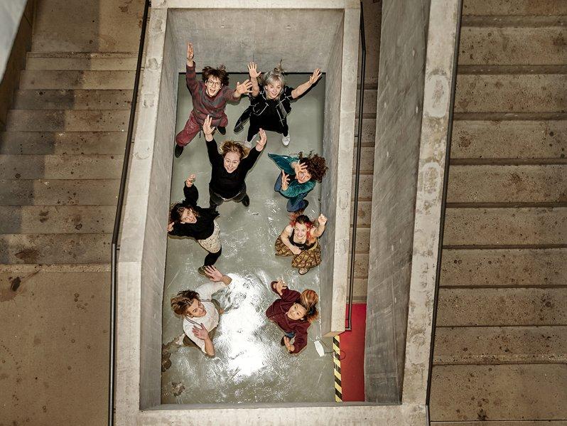 Junges Forum – Hochschule für Schauspielkunst Ernst Busch Berlin (DE): abgedreht – Freispiele 2021 als Filme © Thomas Jauk