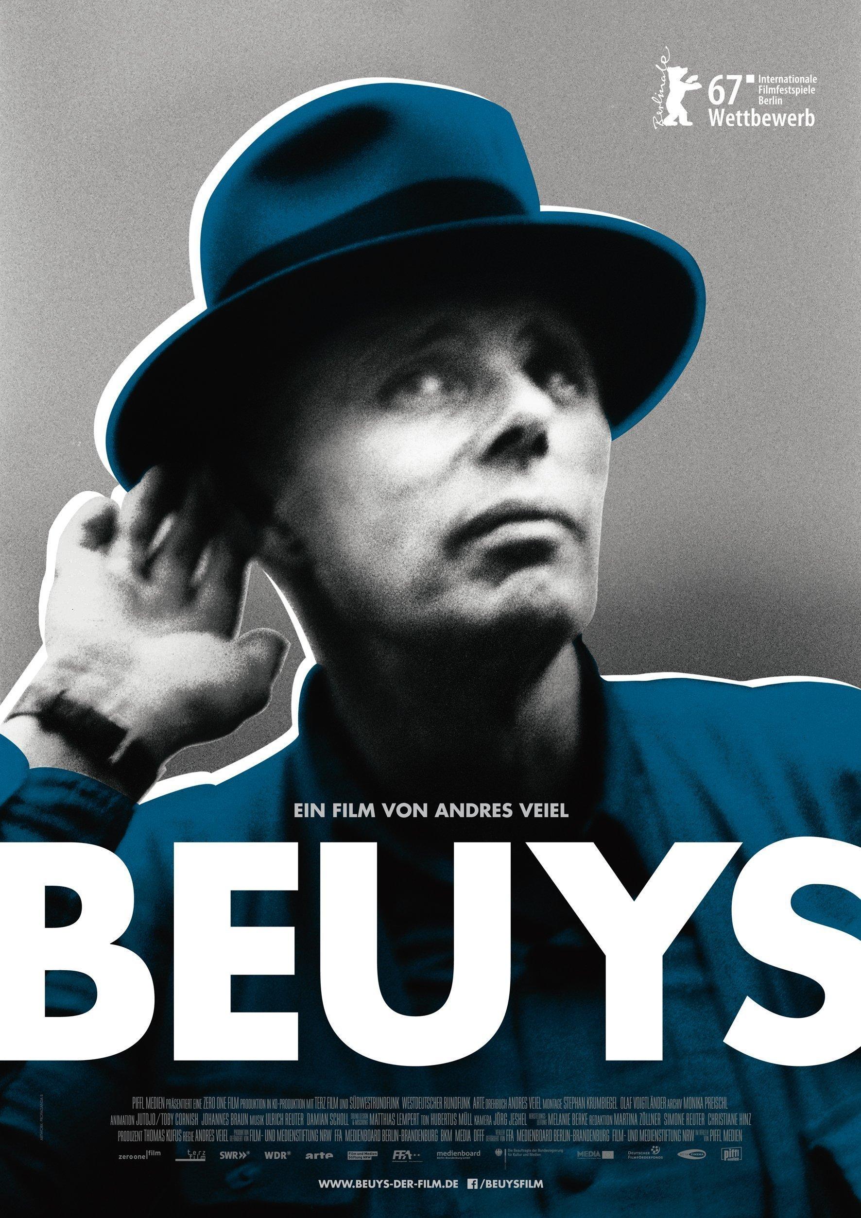 Beuys  © zeroonefilm
