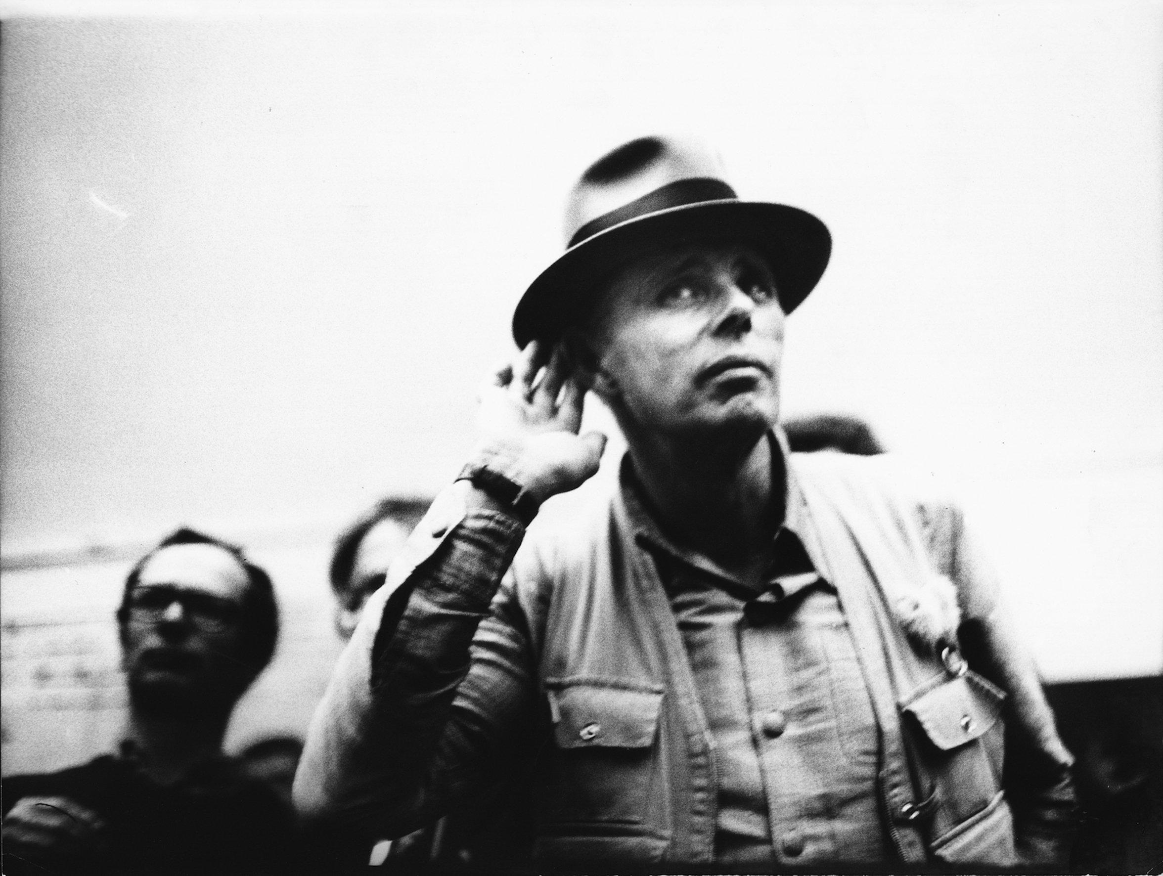Beuys  © Ute Klophaus