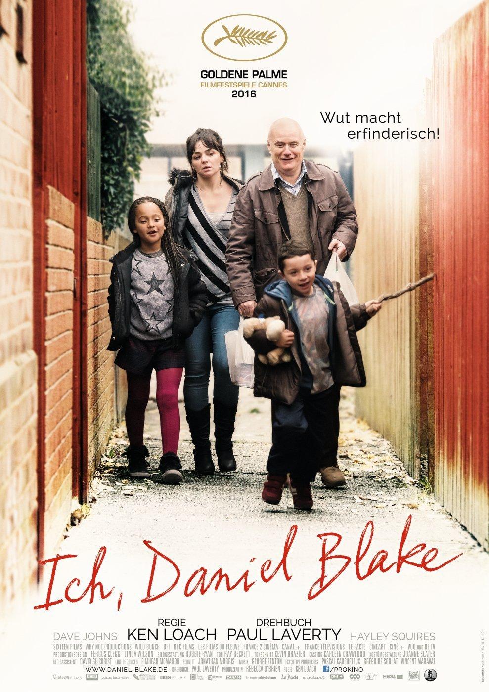 Ich, Daniel Blake  © Prokino Filmverleih