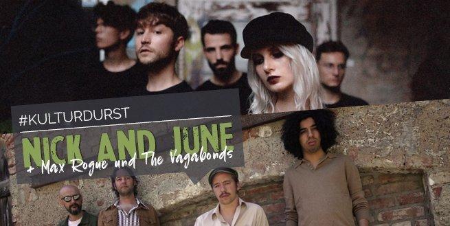 Nick&June + Max Rogue&The Vagabonds