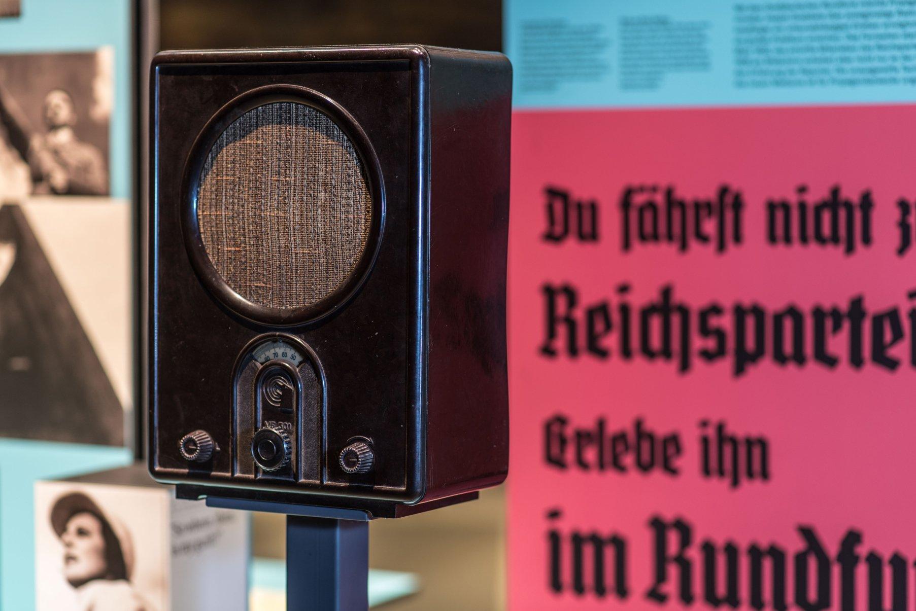 Nürnberg - Ort der Reichsparteitage