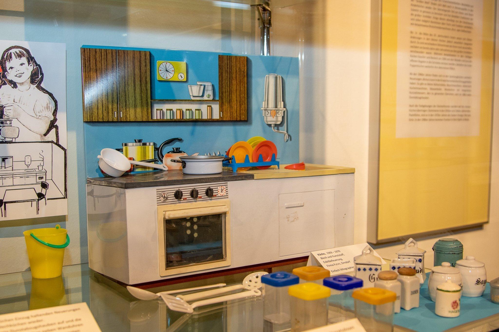 Die Küche in Kinderhand