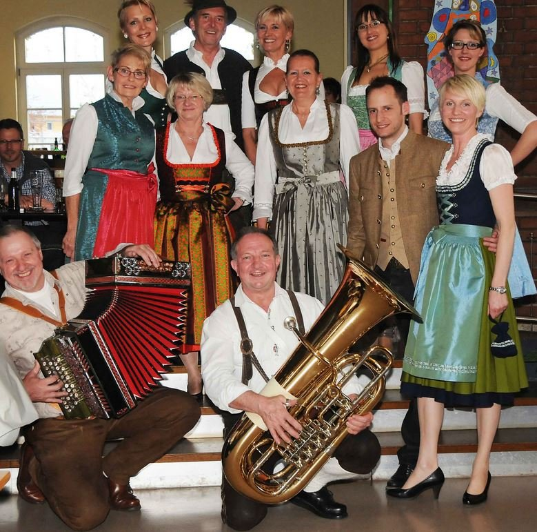 Stammtisch der echten Volksmusik am 14.3. - © Günther Klemm