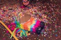 Kinder-Kreativ-Werkstatt im Kinder- und Jugendhaus ALF: Pinata basteln