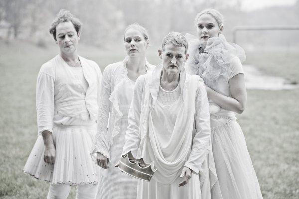Four Lear - © Ludwig Olah