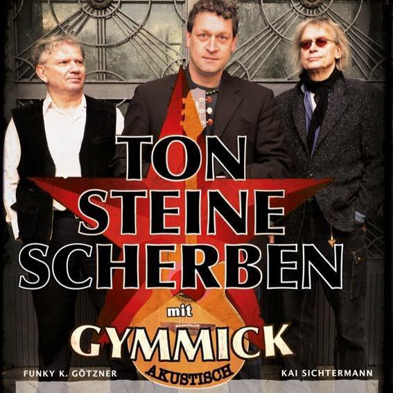 Ton Steine Scherben & Gymmick akustisch - © Fotograf: Ingo Schneider