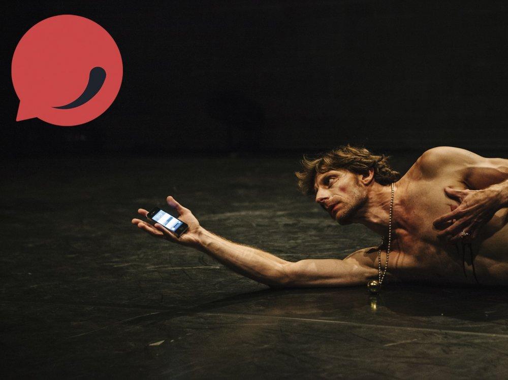FABIEN PRIOVILLE DANCE COMPANY The Smartphone Project © Mischa Lorenz