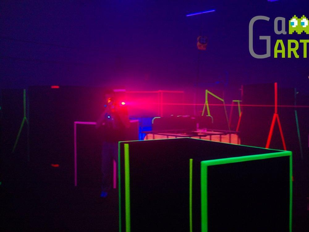 Ü-18 Abend im GamesARTEN © Lasertag (c) heipei flickr