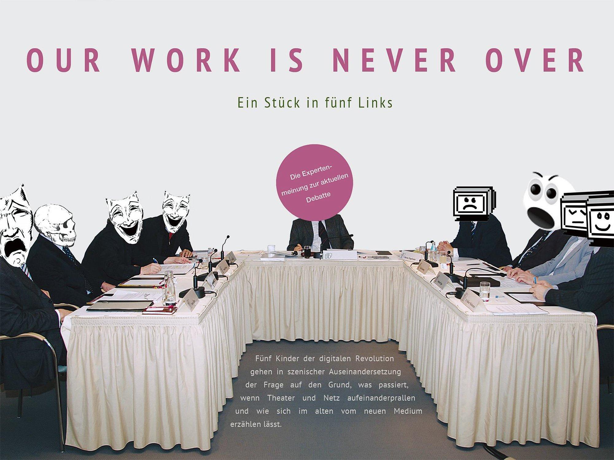 Our Work is Never Over – Die Expertenmeinung zur aktuellen Debatte