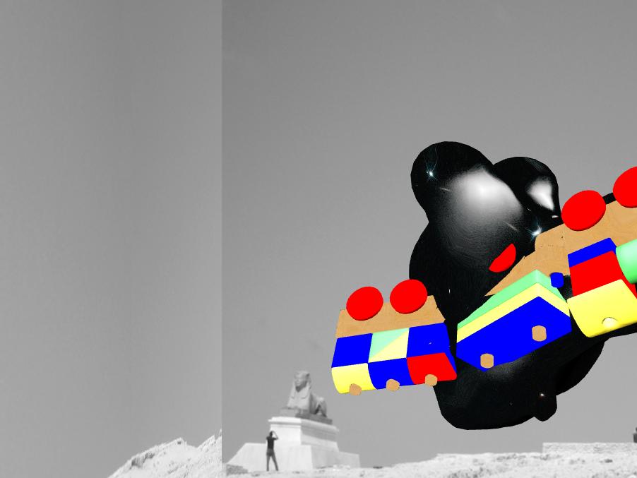 Kunst in Echtzeit – Künstlergespräch und 3D-Druck einer Edition von und mit Florian Meisenberg © Florian Meisenberg