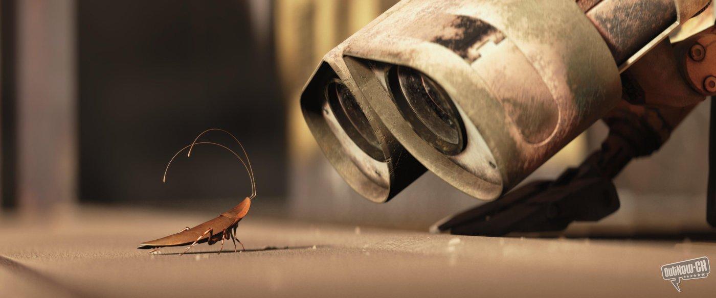Wall-E - Der Letzte räumt die Erde auf  © Walt Disney Studios Motion Pictures