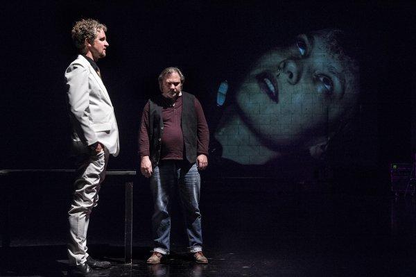PREMIERE Nikolaus Struck – Das Theaterprojekt Bernard-Marie Koltès: Roberto Zucco - © Rudi Ott