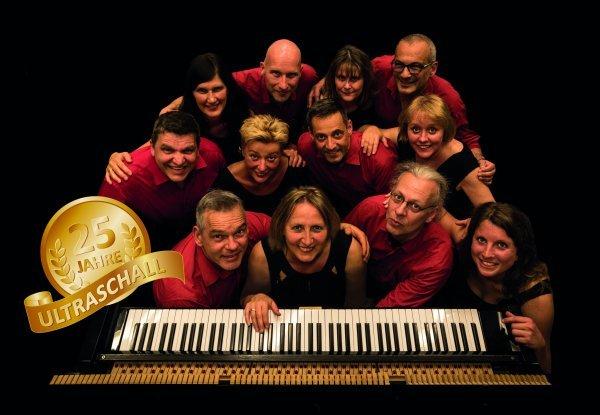 25 Jahre Vokalgruppe Ultraschall - © Peter Horcher