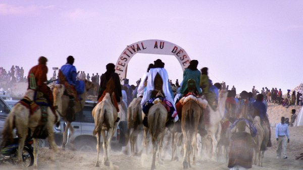 Woodstock in Timbuktu - Die Kunst des Widerstands - © Veranstalter