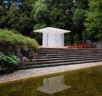 Von der Kunst, ein Teehaus zu bauen © Kengo Kuma & Associates